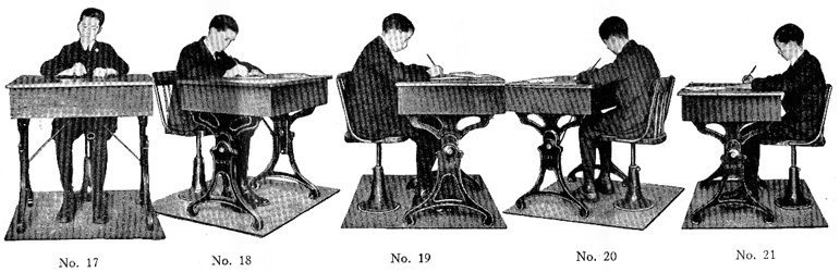 Palmer Method of Business Writing: Illustrations No. 17 to 21